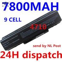 HSW 5737Z laptop bateria do ACER Aspire 5738 5738G 5738PG 5738Z 5738ZG 5740 7715Z AS5740 5535 AK.006BT. 020 AK.006BT. 02 Bateria