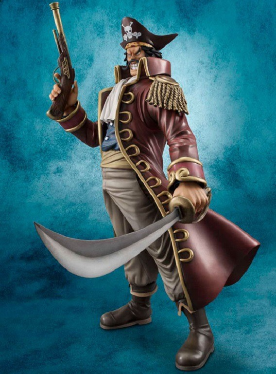 Free Shipping 10 One Piece the Pirate King Gol D Roger Gold Roger  P.O.P Boxed 26cm PVC Action Figure Collection Model Toy free shipping high quality michael jackson the king of pop pvc action figure collection toy 1230cm otfg007