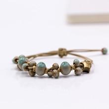 Handmade Ceramic Women's Bracelet