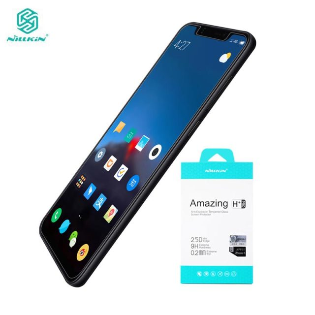 For Xiaomi Mi8 Tempered Glass Nillkin Amazing H+Pro 0.2MM Screen Protector For Xiaomi Mi 8 Glass