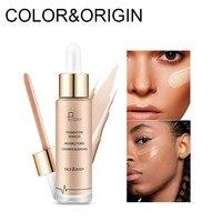 Полное покрытие жидкая основа для лица спрей для закрепления макияжа База 6 цветов Профессиональные Контурные основы BB крем новый