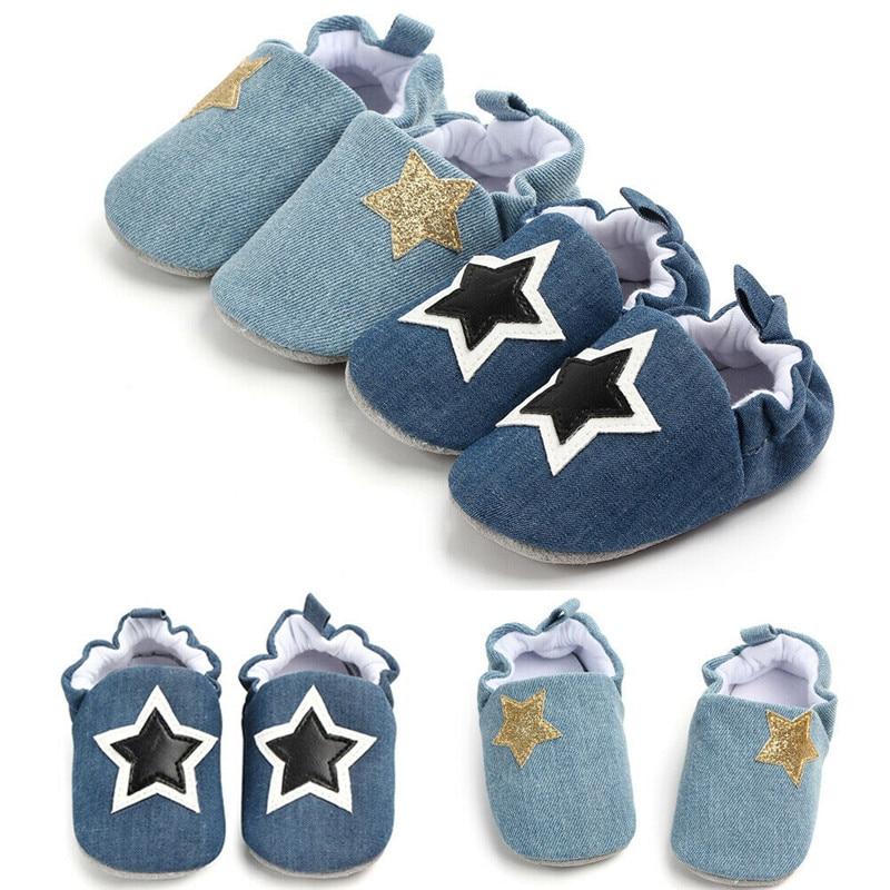 Hot Newborn Soft Warm Crib Sole Baby Kid Girl Boy Prewalker Pram First Shoes