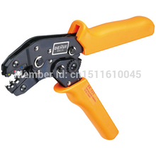 Crimping Tool SN-02C Piler Capacity 0.25-2.5mm2 24-4AWG For Insulated Terminals