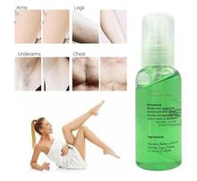 Health Smooth Body Hair Removal Spray Pre & After Wax Treatment Liquid Hair Removal Waxing Sprayer veniard liquid wax