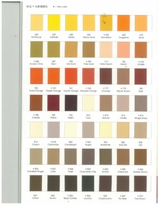 Image 4 - (25 מטר/הרבה) 100% פוליאסטר ליסטון 3 אינץ 75mm מוצק צבע מבהיקי שיער קשתות סרט