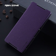4 Цвет Высокое Качество Флип Кожаный Чехол Для Sony Xperia Z2 L50W Оригинальные Подлинная Марка Чехол Для Телефона Стенты Обложка