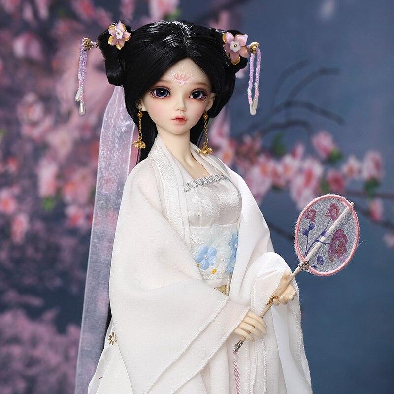 Fairyland Minifee Chloe 1 4 BJD SD Doll Fairyline MSD Luts Littlemonica Fashion gift ancient clothes