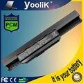 New bateria do portátil para ASUS X54C X54H X54HY X54HR X54L X54LY Laptop A41-K53 A32-K53 6 células K53