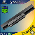 Nueva batería del ordenador portátil para ASUS X54C X54H X54HR X54HY X54L X54LY ordenador portátil A41-K53 A32-K53 6 células K53