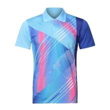 ФОТО quick dry breathable soccer jersey men/women training polo shirt badminton tennis t-shirts men outdoor running fitness tees xxxl