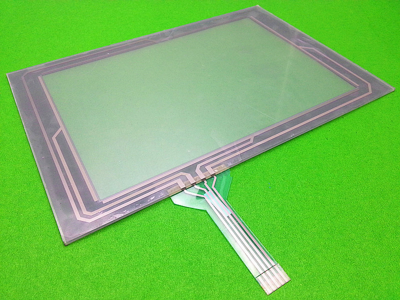 skylarpu New DMC-2131 Resistive touch panel for DMC-2131 man-machine interface touch panel Ensure quality 90 days free shipping