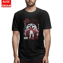 Star wars t shirt Death Star Project Defense Tee For Men Retro Stylish Camiseta Round Neck Free Shipping Homme T-shirt printio slow death t shirt