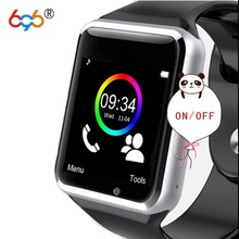 696 A1 Smart Watch With Passometer Camera SIM Card Call Smartwatch For Xiaomi Huawei Iphone Android Bette