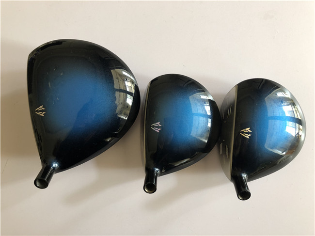 3PCS MP1000 Woods MP1000 Golf Woods Women Golf Clubs Driver Fairway Woods Lady Graphite Shaft With
