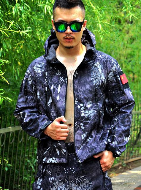 Python Tactical Jacket