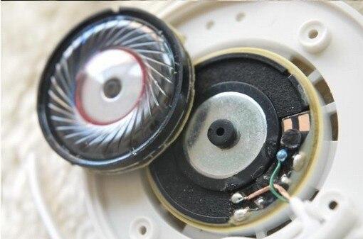 bilder für HA-SR75s zerlegen einheit 30mm lautsprechereinheit Analytische zart, sauber bass 30,6mm fahrer