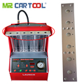 Starten CNC602A Kraftstoff Injektor Reinigung Öl Liefern Hilfs Unterstützung Kits Für Launch CNC-602A Zubehör