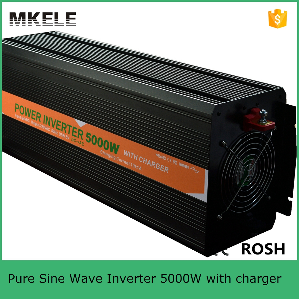 MKP5000-242B-C off grid pure sine power inverter dc 12v ac 220v 5000w 10000w,24 dc to 220 ac inverter dc to ac inverter цена