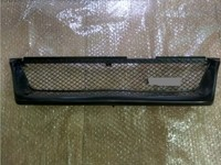 ABS 플라스틱 프론트 센터 레이싱 그릴 빌릿 그릴 커버 도요타 AE100 AE101 1PC