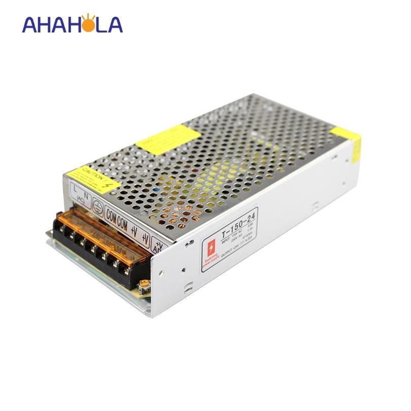 цена на input ac 110v-220v power supply, output dc 12v/24v 150w led switching power supply