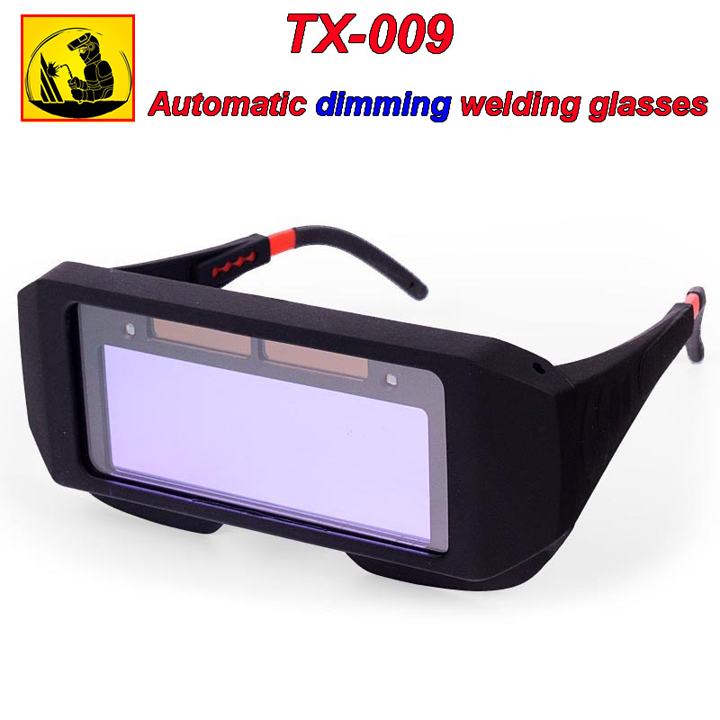 TX-009 Solar energy Automatic dimming Welding glasses specialty Welding goggles glare arc Eye protection Safety glassesTX-009 Solar energy Automatic dimming Welding glasses specialty Welding goggles glare arc Eye protection Safety glasses