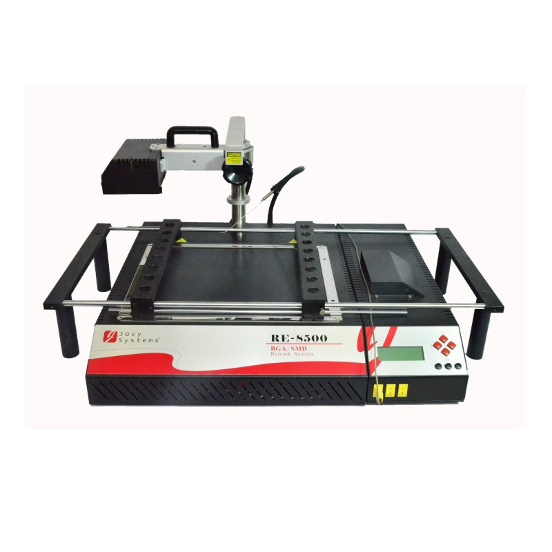 Jovy Re 8500 Jovy systems dark IR BGA rework station + Direct Heat accessories combination