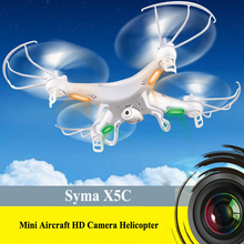 2016 Best Selling Original Syma x5c Upgrade X5C-14CH Remote Control Helicopter Quadcopter Drone RC Aircraft BNFwith HD Camera