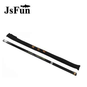 Telescopic Carbon Fiber Fishing Rod 8m 9M 10 M 11M 12M Long Ultra Hard Hand Stream Taiwan Fishing Rod Pole Vara De Pesca L141
