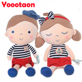 Kawii children stuffed dolls 30cm and 40cm,Sailor suit Lovely Kids toys plush toys,High-quality sleeping Dolls Birthday Gifts