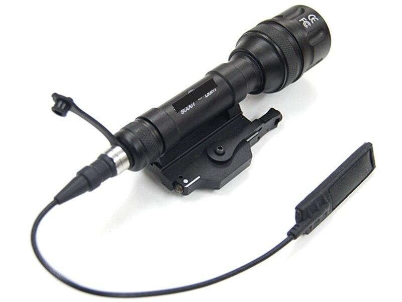 m620v tatico olheiro levou luz lanterna arma 04