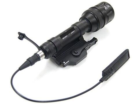 m620v tatico olheiro levou luz lanterna arma