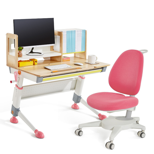 Ergonomic Study Desk 2m2kids Children Study Table And Chair