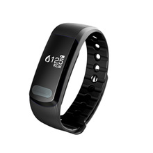 Водонепроницаемый браслет SX102 здоровья фитнес-трек Bluetooth Smart Band Носимых устройств с монитор сердечного ритма для IOS Android