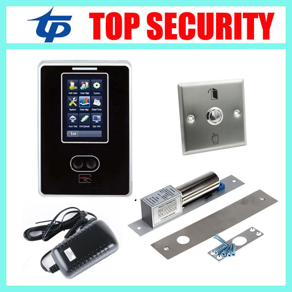 Face recognition time attendance and access control system linux system facial single door access controller with card reader facial expression recognition system