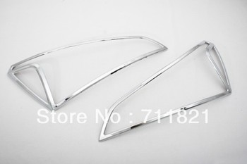 Chrome Tail Light Cover Trim For Audi Q5
