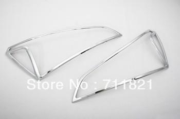 Chrome Tail Light Cover Trim For Audi Q5
