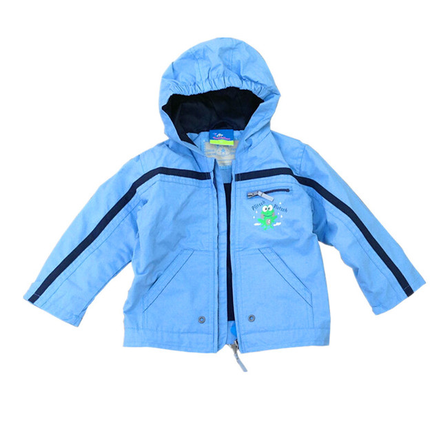Blue Baby Boy Jacket
