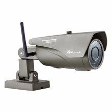 Homtrol ip67 wifi ip камера пули открытый onvif беспроводной сети камара 2-мегапиксельная full hd 720 P ик ночного видеонаблюдения