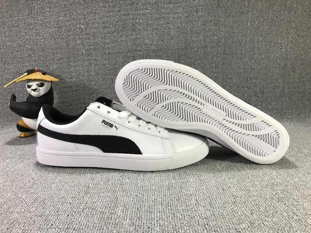 65c6e6f54 2018 Original BTS x Puma Collaboration Puma Court Star Korea Cadet shoes  men's Sneakers Badminton Shoes Size40-44