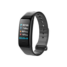 heart rate monitor Blood pressure measurement Fitness tracker band