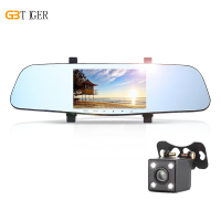 5 0 Inch RM LC2020 FHD 1080P IPS TFT Car Rear View Camera Mirror Data Recorder