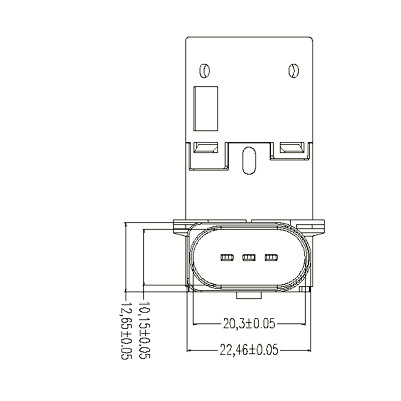 Купить с кэшбэком 7H0919275 PDC Parking Sensor For Audi A6 4F2 C6 VW 4E A4C TransporterV S6 4B 4F A8 S8 A4 S4 RS4 SEAT S KODA Parksensor