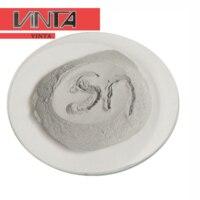 Gratis Verzending Soldeer Poeder Hoge Zuiverheid Metalen Tin Artikelen Wetenschappelijk Experiment Sn 99.99% Stannum Lassen Elements-in Frees van Gereedschap op