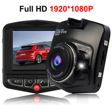 Dashcam Car DVR Full HD 1080P G-sensor Night Vision Wide Angle Dash Cam Camera Video Auto Recorder Camara Coche DVRS Registrator