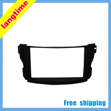 Free shipping-car refitting dvd frame/dvd panel/audio frame for Toyota Caldina,2DIN