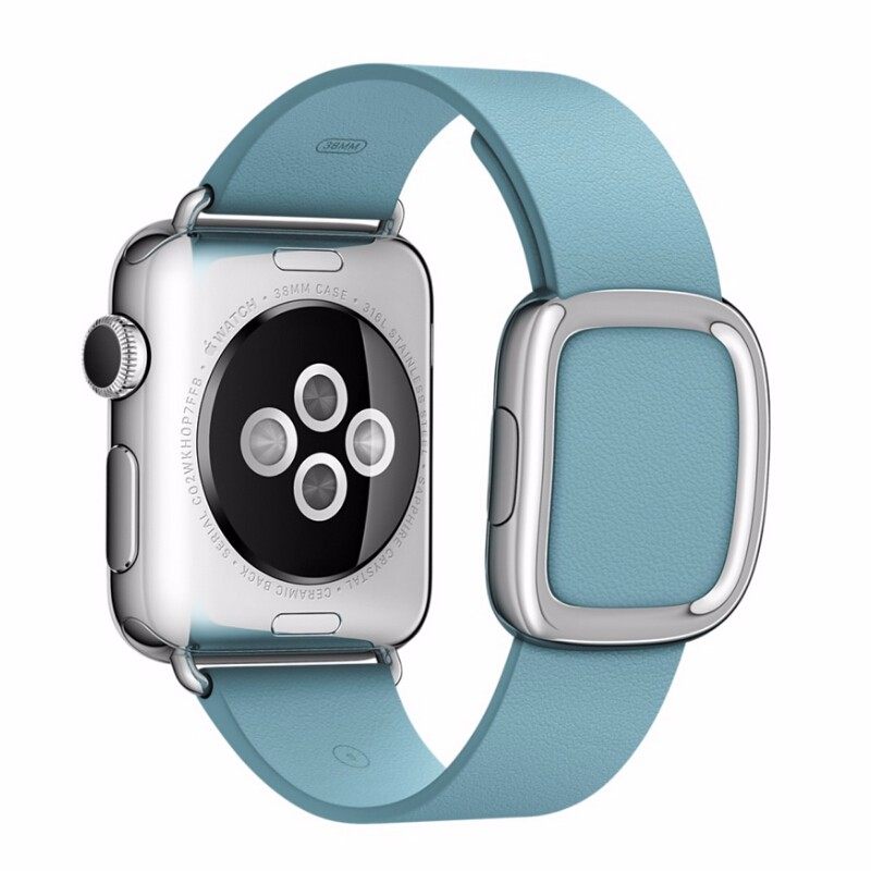 For-Apple-Watch-Band-Modern-Buckle-Band-for-iWatch-bracelet-38MM-42MM-Smooth-Granada-leather-for