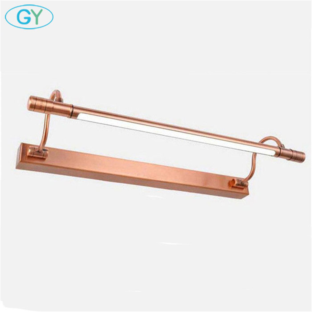 L48cm L65cm vanity Lamp Bathroom LED Front Mirror Lights Modern dressing table Wall Mounted cosmetic lamp Bathroom Vanity Lights