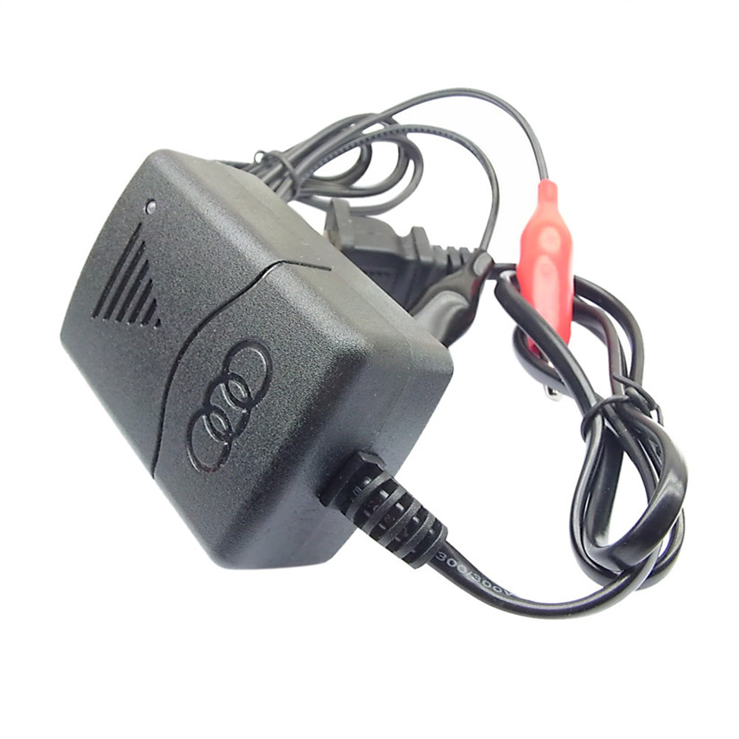 MOSUNX Futural Digital Hot Selling Car Truck Motorcycle 12V Smart Compact Battery Charger Tender Maintainer NEW EU F35