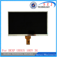 New 10.1 inch For DEXP URSUS 10EV 3G TABLET Inner Lens LCD Display Screen Glass Matrix Replacement Parts