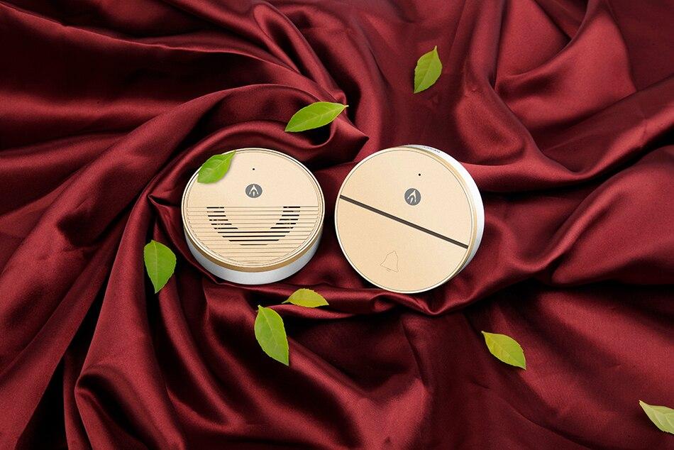 Audio Wireless Doorbell 10